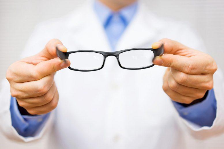 Optometrist Eyeglasses Vision Concept